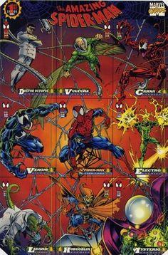 ++ 2007 AMAZING SPIDERMAN 3 MARVEL COMIC BOOKS COTTON FABRIC MOVIE 4 YARDS