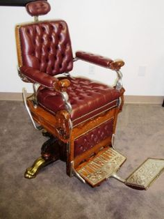 1000 images about Barber Chairs on Pinterest
