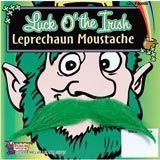 Green Moustache Adult
