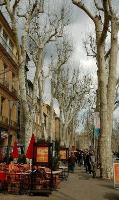 Aix-en-Provence, France  #Aix #Provence #France
