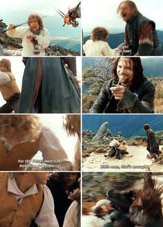 Fellowship of the Ring- I loved Merry, Pippin and Boromier's relationship as much as I loved Pippin and Faramier's!