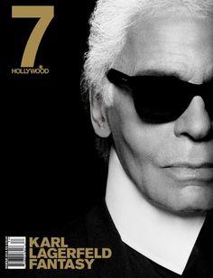 Karl Lagerfeld - 7 Magazine