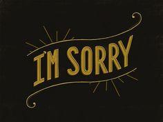 daily_dishonesty_07 // im sorry