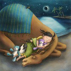 Sweet Dreaming | Nicole Wong