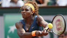 Serena Williams wins French Open women's title 6-4, 6-4 over Maria Sharapova. (via @The Associated Press)