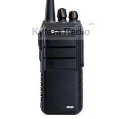 GP660 Professional Walkie Talkie 8W Power 4000mAh UHF 400-480MHz Long Range PTT Portable Two Way Radio + Headset for Motorola