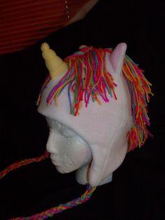 Unicorn hat- I will make this hat