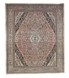 TRADITIONAL PERSIAN HAMADAN RUG 315 cm x 426 cm