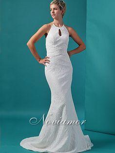white lace halter dress | Home > Halter Neck Wedding Dresses > 2012 Cheap White Halter Neck Lace ...