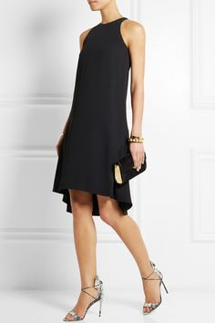 Chloé Crepe dress NET-A-PORTER.COM