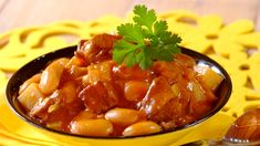Beef, Bean and Turnip Stew