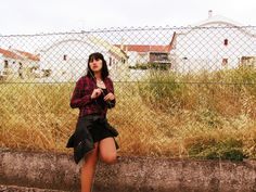 A-B-BEAUTY: Outfit of the day | Ideal para festivais