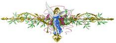 Free Angel Borders   Free Christmas MySpace Dividers Graphics Codes. Xmas Christmas ...