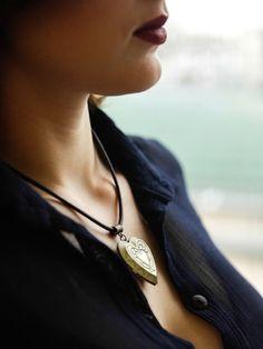 Hakuna Matata Perfume Locket Solid Perfume by JessJewelryShop