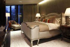 Beautiful bedroom designed by Casa Forma.