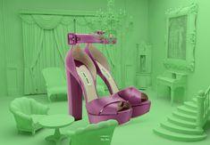 Fashion 3D set: Miu Miu #retaildetails