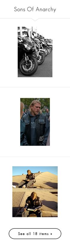 """Sons Of Anarchy"" by julianna-degray ❤ liked on Polyvore featuring backgrounds, pictures, sons of anarchy, photos, samcro, soa, charlie, jewelry, necklaces and sons of anarchy jewelry"
