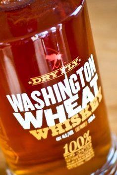 Washington Wheat Whiskey: Creating whiskey sustainably. http://thehoochlife.com/2011/12/dry-fly-wheat-whiskey/