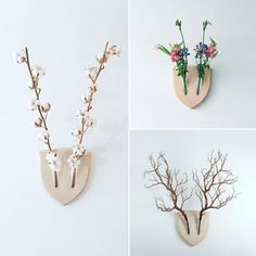 Designer Fabio Milito teamed up with Paula Studio to create Elkebana, the fist wall first trophy for plant lovers...