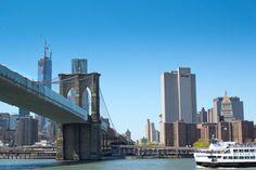 #brooklynbridge #newyork #cruise #trip #travel