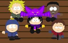 South Park - Just Hanging Out by Flip-Reaper-Z