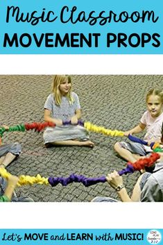 Movement props and activities can change the classroom dynamics. Helping students focus through structured breaks using movement props and activities. #singplaycreate #backtoschool #backtoschoolactivities #backtoschoolgames #games #backtoschoolsongs #songs #creativemovement #movement #musiced #musiceducation