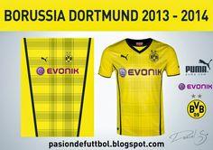 Diseños, Vectores y Templates para Camisetas de Futbol: BORUSSIA DORTMUND 2013… Graphic Artwork, Puma, Bb, Soccer, Template, Sports, T Shirt, Soccer Shirts, Soccer Pictures