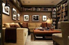Design Problem, Solved: How to Brighten Dark Rooms - Problem: My room has no windows. on HomePortfolio