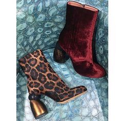 Best new boots: @driesvannoten. Shop with one tap using link in profile. [photo @paradisistyle]