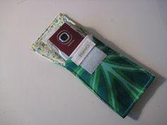 Sew Natural Blog: makkelijk telefoonhoesje naaien