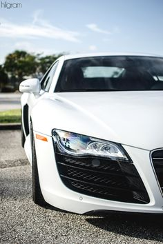 Audi R8 V10 Closeup - win the chance to drive this #Audi by clicking on the image