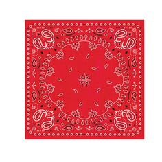 Discount Party Supplies - BANDANARAMA BEVERAGE NAPKIN, 3 PLY (192 each)