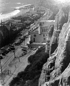 """The Gables"" on the Palisades - 1920's - Santa Monica, California"