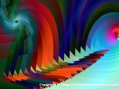 Amazing Seattle Fractals - 2014 Fractal Art Gallery II