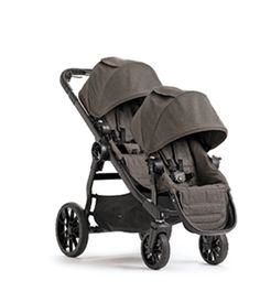 Baby Jogger City Select Lux Stroller - New for 2017 UPDATE:  Here are some additional pictures of the new jump seat for the baby jogger city select lux.  The ne