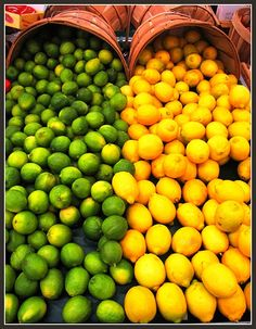 Lemon vs Lime #limes, #lemons, #fruit, https://apps.facebook.com/yangutu/