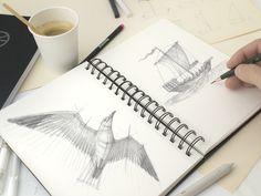 Sketching Process
