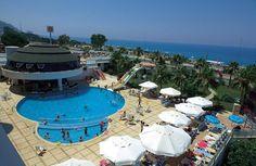 Hotel Drita in Alanya - Hotels in Türkei bei www.lemon-reisen.de #reise #hotel #urlaub #lastminute