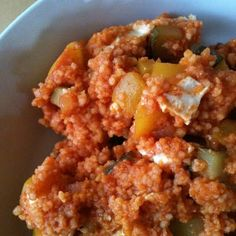 Mädchenkram: Gemüse-Couscous
