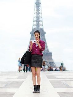 How to look like a natural when traveling in Paris