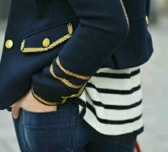 Nautical, its all about the details.