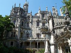 Palácio da Regaleira – Wikipédia, a enciclopédia livre