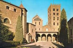 Monasterio de santa maria de ripoll