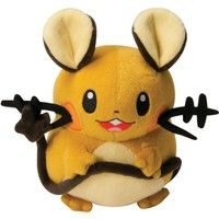 Wish | Pokemon Go Toy Gift 17CM Pokémon Small Plush Dedenne