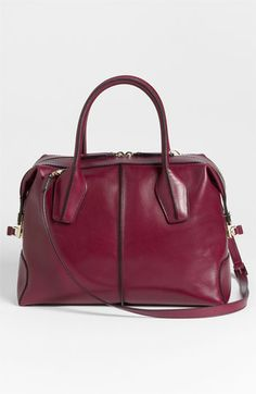 Tod's 'D-Styling - Small' Leather Satchel | Nordstrom