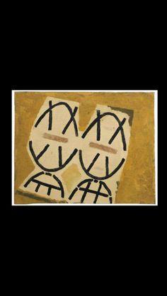 """Giuseppe Capogrossi - """" Superficie 483 """", 1962 - Olio su tela - 24 x 30 cm"""