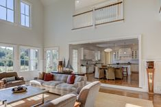 How's this for a great room?  This Water Mill home has fabulous double high ceilings, views of a nature preserve, and room for everyone.  For a private tour contact Robert Tomich, Licensed Associate Real Estate Broker, 631.283.5800.  #realestate #realtor #realestateagent #property #luxuryrealestate #realty #milliondollarlisting #investment #luxuryhomes #mansion #listing #house #investor #watermill #hamptons