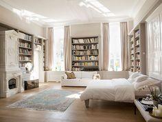 "Schlosshotel Gartrop - Suite ""Bibilothek"""