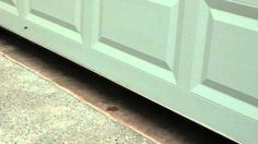 """Having trouble with your garage door? Check out our handy """"how-to"""" video on garage door maintenance!"""