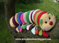 Imagen 0 Chenille, Baby Sewing, Craft Gifts, Kids And Parenting, Free Pattern, Dinosaur Stuffed Animal, Plush, Quilts, Dolls